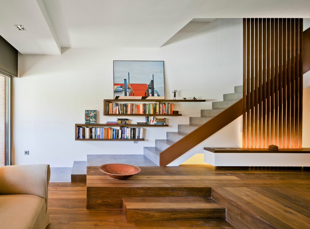 18 Superb Modern Staircase Designs That Will Amaze You With Simplicity