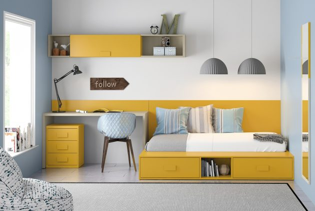 17 Captivating Childs Room Designs That Will Thrill You