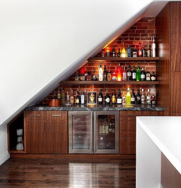 Home Design Bar Ideas: 17 Really Cool Home Bar Designs That Are Worth Seeing