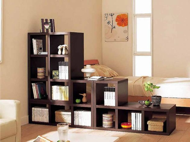 16 Attractive Multifunctional Bookshelves To Enhance Your Interior Design