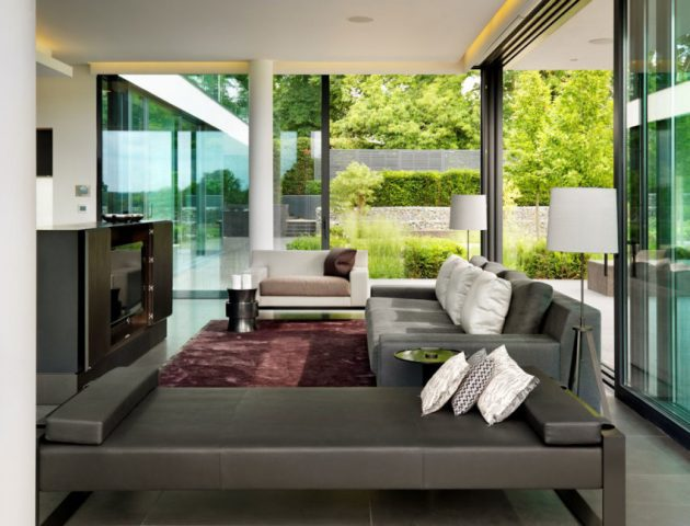 Berkshire Residence by Gregory Phillips Architects in Berkshire, England