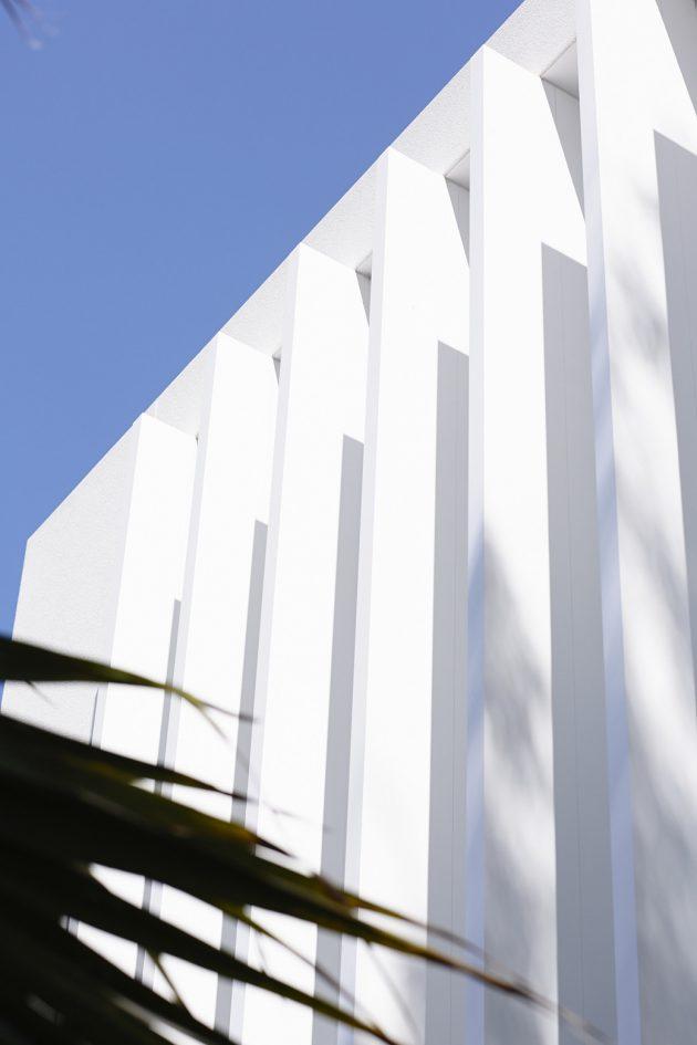 Brighton Townhouses by Martin Friedrich Architects in Victoria, Australia