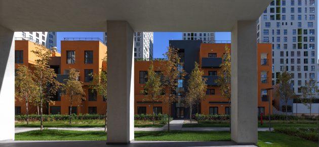 "A ""Rhizomatic"" Space: HEPIstanbul Housing by CM Mimarlik"