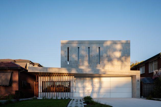 Concord House by Studio Benicio in Sydney, Australia
