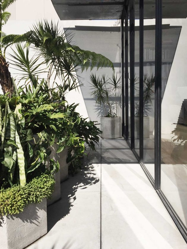 MM House by Nicolas Schuybroek Architects in Mexico City