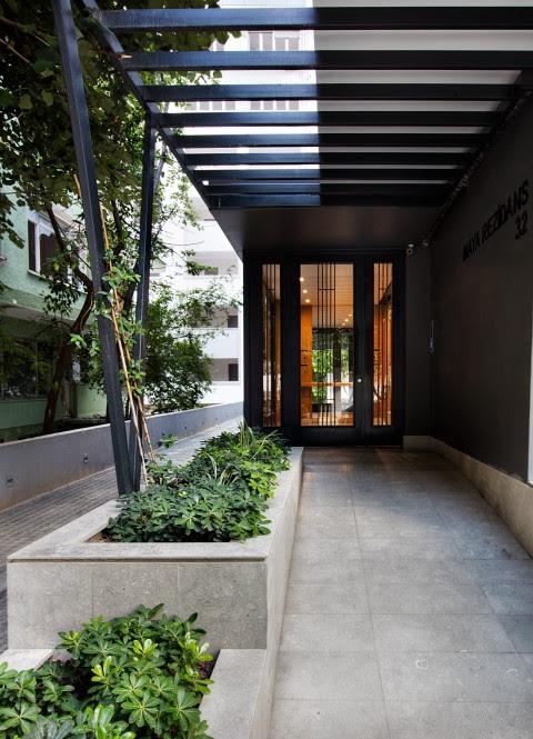 Maya Residence by Tago Architects in Istanbul, Turkey