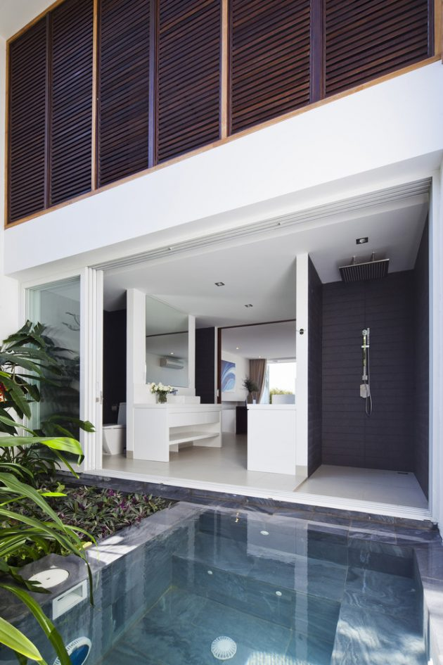 Oceanique Villas by MM++ Architects in Phan Thiet, Vietnam