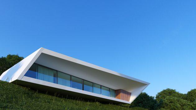 White Line by Nravil Architects in Almaty, Kazakhstan