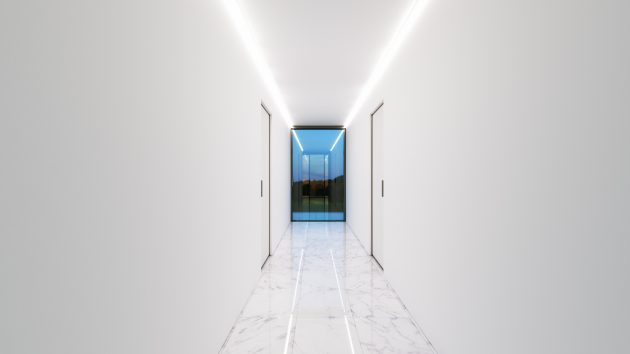 White Line by Nravil Architects in Almaty, Kazakhstan