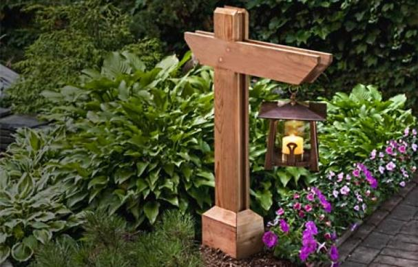 6 Great Ways To Use Lights In Your Outside Garden