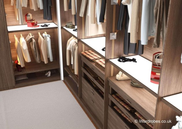 7 Benefits of Fitted Wardrobe