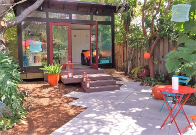 6 Ideas for Turning Your Backyard Shed into An Extra Space