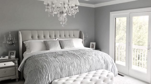 Bedroom Decor New Grey Bedroom Decor Otbsiu