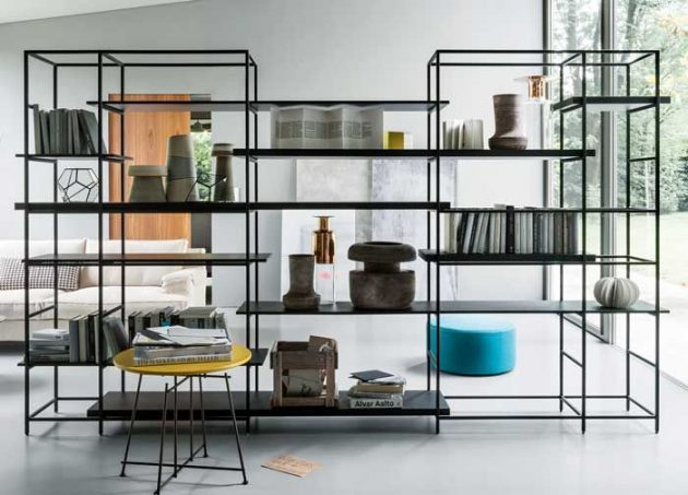 16 Captivating Multifunctional Room Dividers To Spice Up Your Living Space