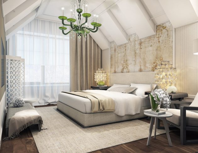 17 Enthralling Attic Designs That Will Fascinate You