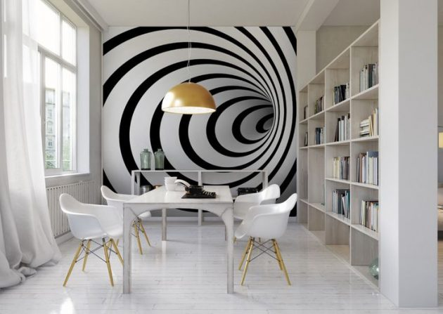 3d Wall Tiles Living Room