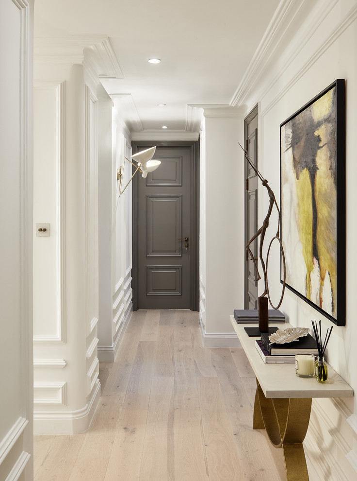 15 Awesome Transitional Hallway Designs Youll Want In Your Home