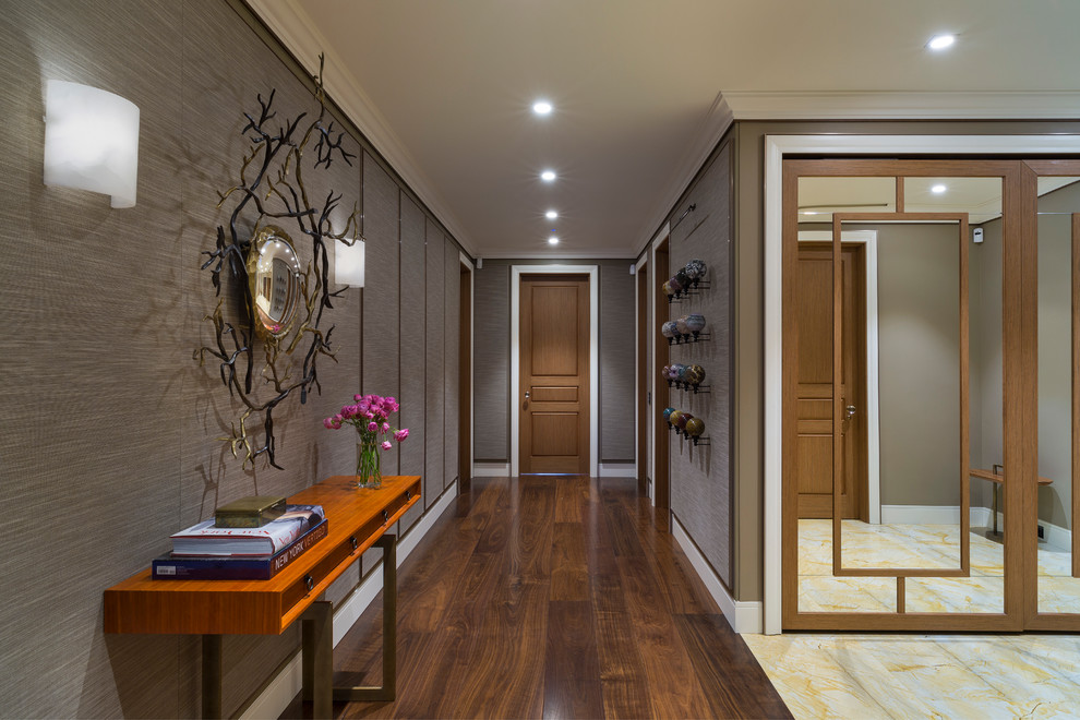 15 awesome transitional hallway designs you 39 ll want in
