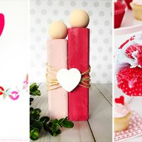 15 Cute Last Minute DIY Valentine's Crafts That Will Spice Up Your Home Decor
