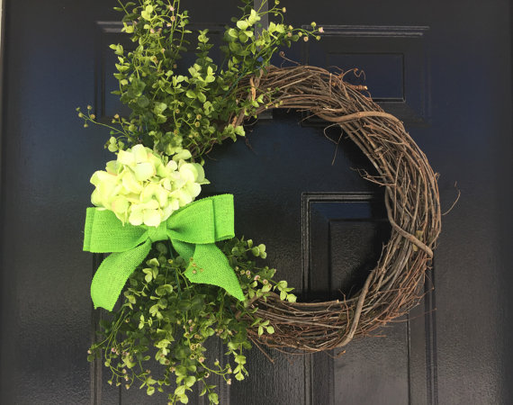 15 Fabulous Handmade St Patricks Day Wreath Ideas