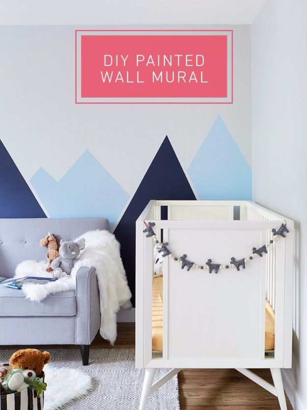 Playroom Mural Ideas 15 jolly diy decor ideas to update the playroom with diy painted wall mural sisterspd