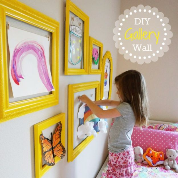 15 Jolly DIY Decor Ideas To Update The Playroom With