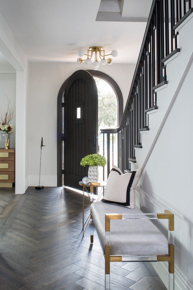16 Comfortable Transitional Entry Hall Designs That Will