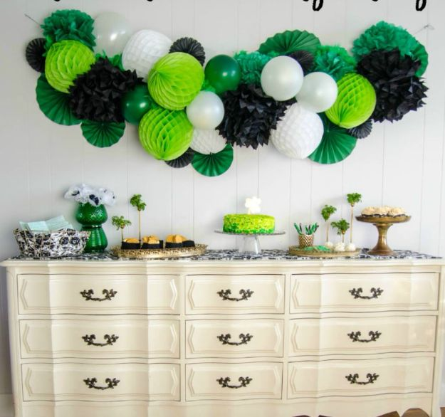 17 DIY Decor Ideas For St Patricks Day That Will Bring You Luck