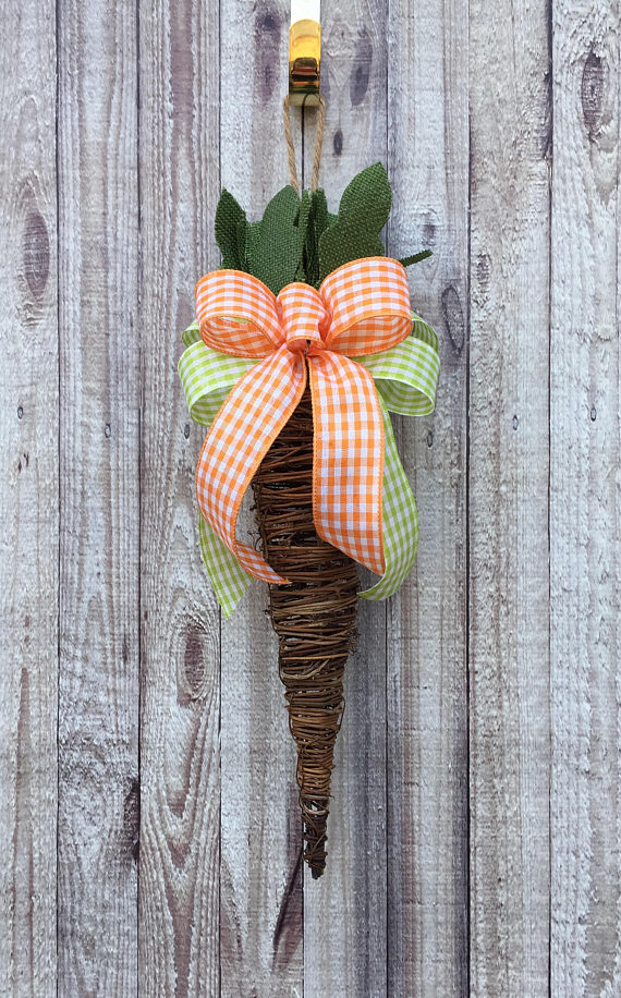 17 Fantastic Handmade Easter Wreath Designs You'll Want To Have
