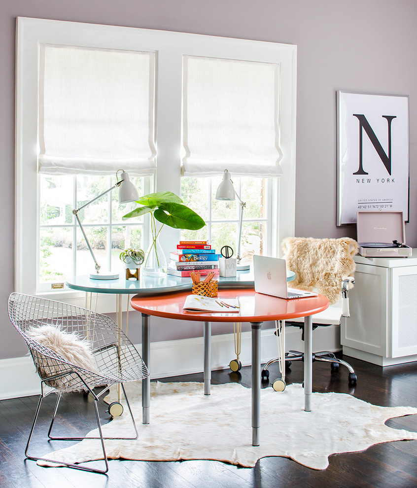 18 Superb Transitional Home Office Designs You'll Want To Work In