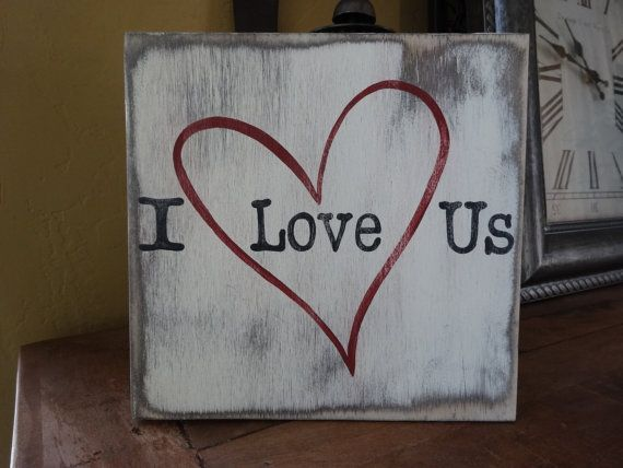 10 Appealing Rustic Love-Signs That You Can Do For Free