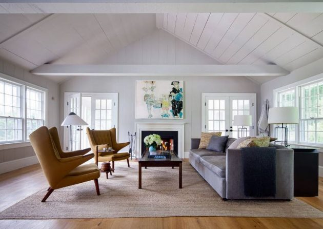 Fast Makeover Tips For More Attractive Living Room