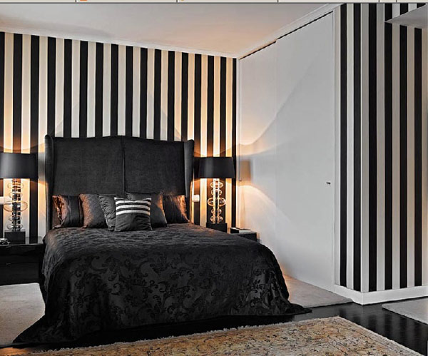 Stripes Are The New Hit  10 Interior Designs That Wont Leave You Indifferent