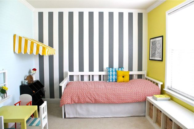 Stripes Are The New Hit- 10 Interior Designs That Won't Leave You Indifferent