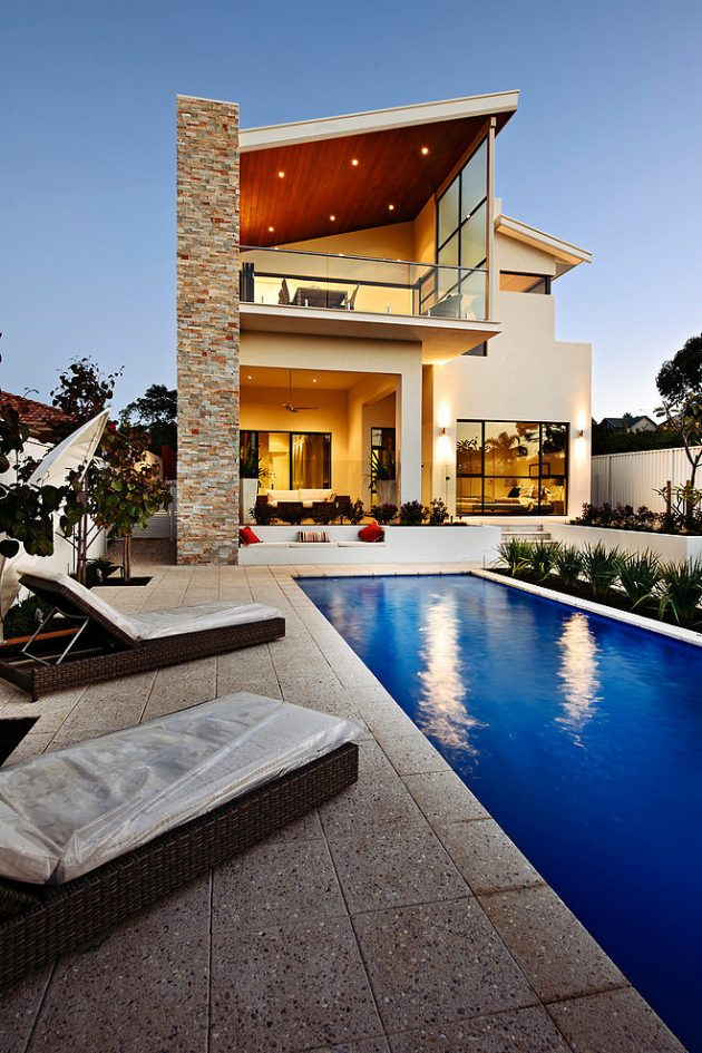 Bicton Home by Residential Attitudes in Perth, Australia