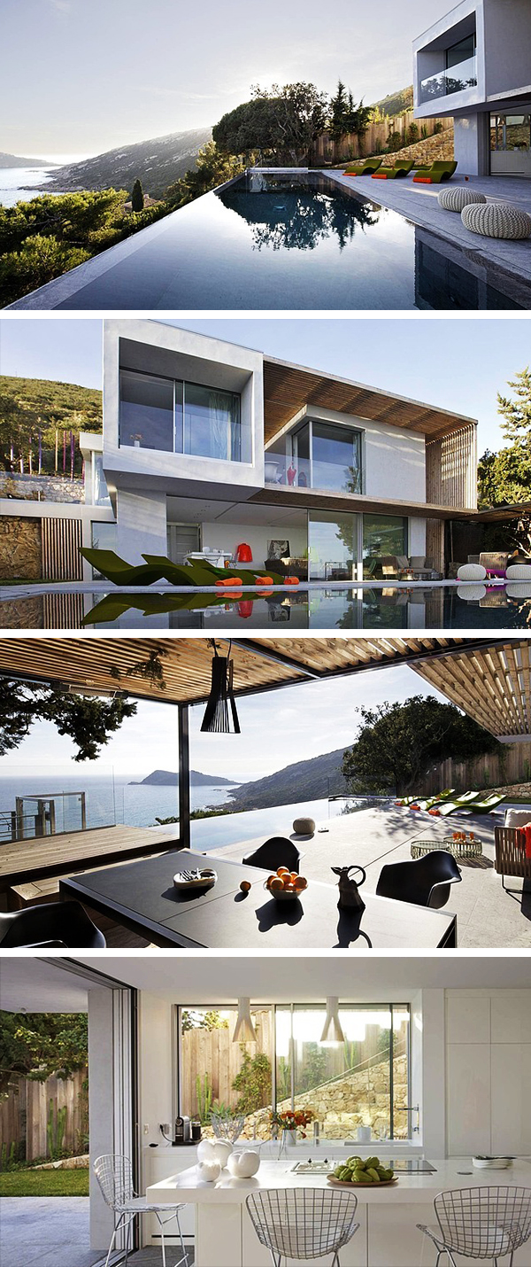 D1 Residence by Vincent Coste in Saint Tropez, France