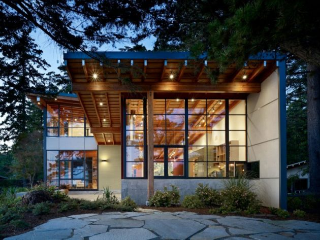 Davis Residence by Miller Hull in Washington, USA
