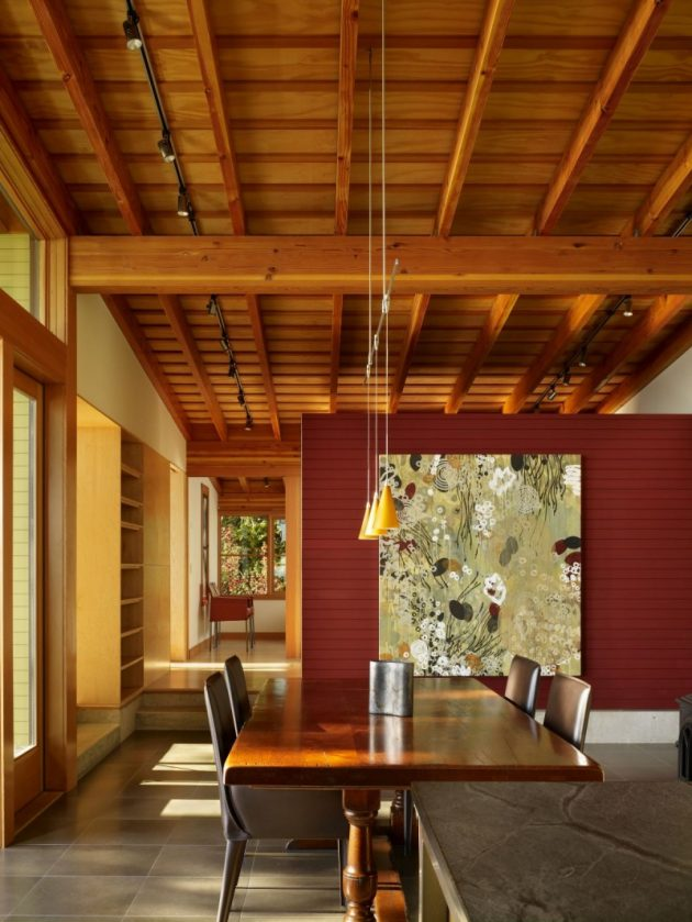 Davis Residence by Miller Hull in Washington, USA
