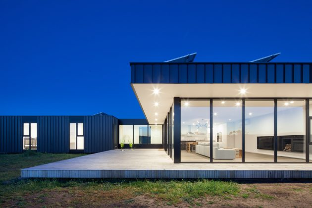 Franklinford House by Modscape in Victoria, Australia