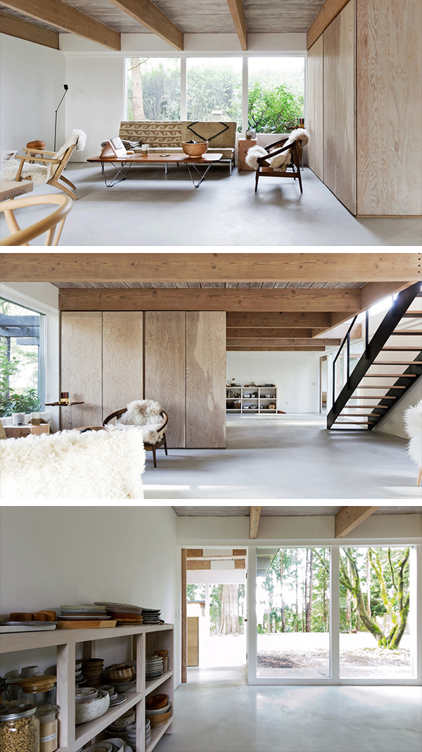 North Vancouver House by Scott & Scott Architects in Vancouver, Canada