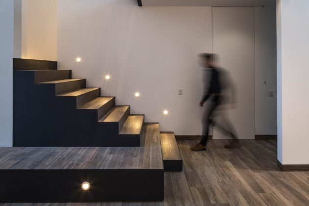 R+P House by ADI Arquitectura y Diseño Interior in Aguascalientes City, Mexico