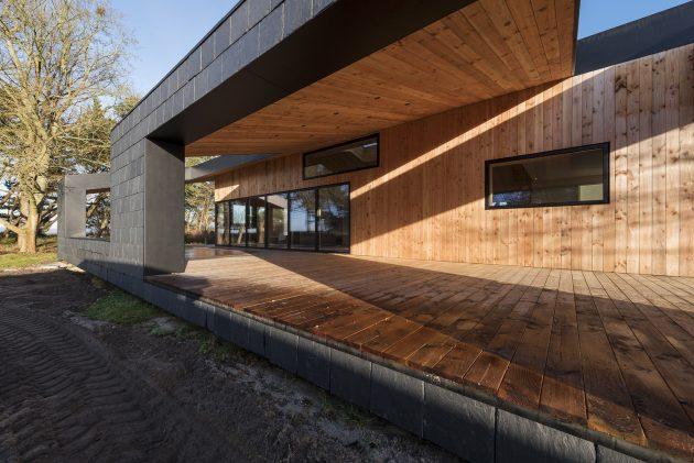 Treldehuset - Summer House by CEBRA in Vejle, Denmark