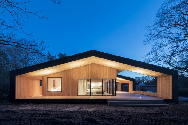 Treldehuset - Summer House by CEBRA in Vejle, Denmark