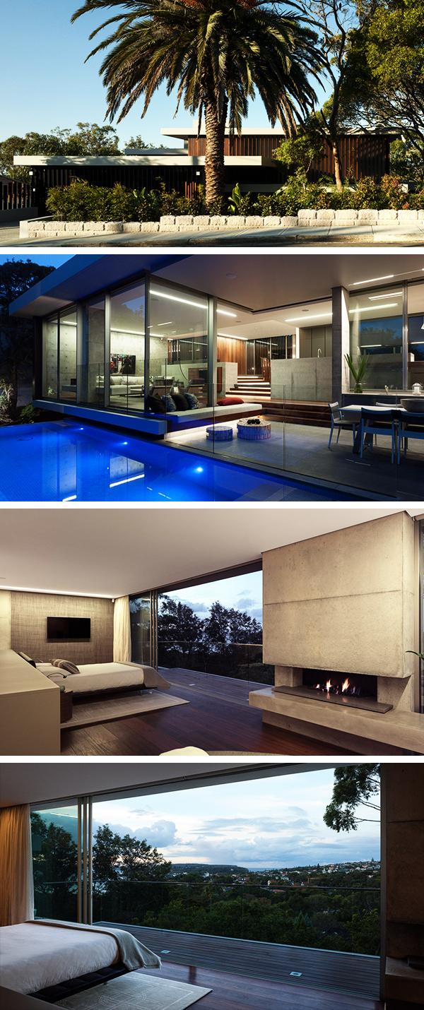 Wentworth House by MHN Design Union in Sydney, Australia