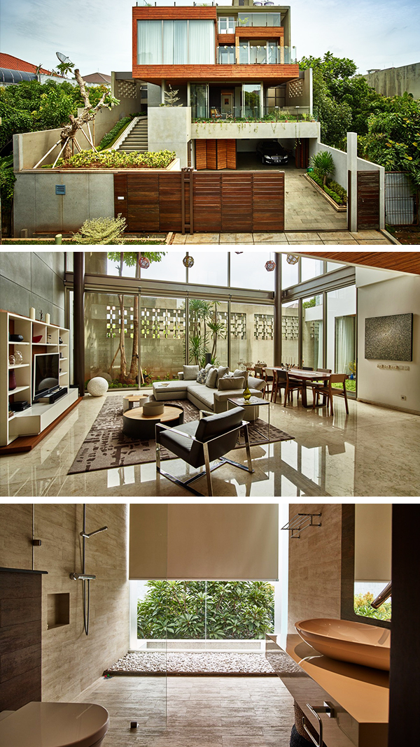 Wirawan House by RAW Architecture in Jakarta, Indonesia