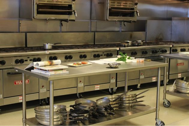 How to Design a Small Commercial Kitchen