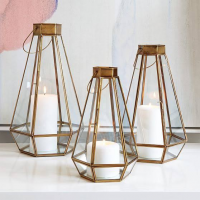 8 Cute Lanterns to Make Terrariums In