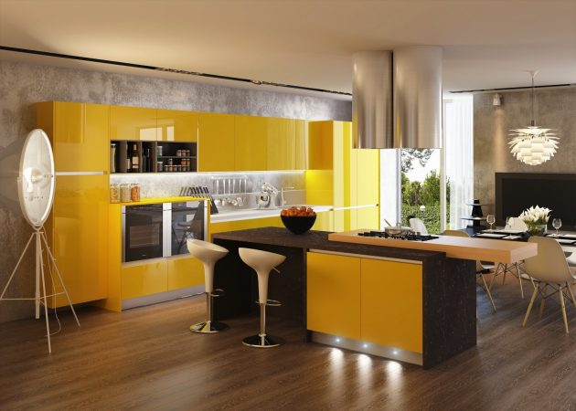 How Colors In The Home Affect Our Mood And Energy