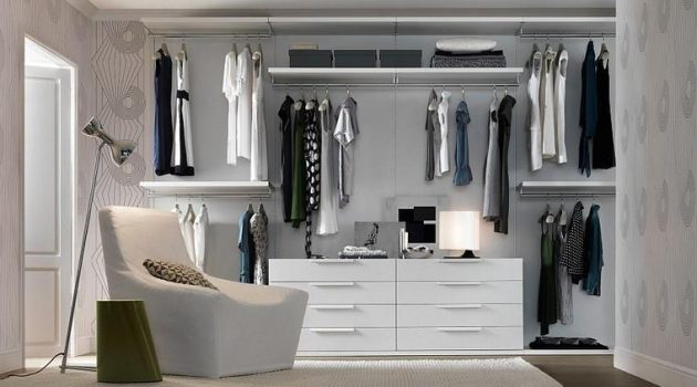16 Captivating Open Closet Designs To Enhance Your Small Living Space