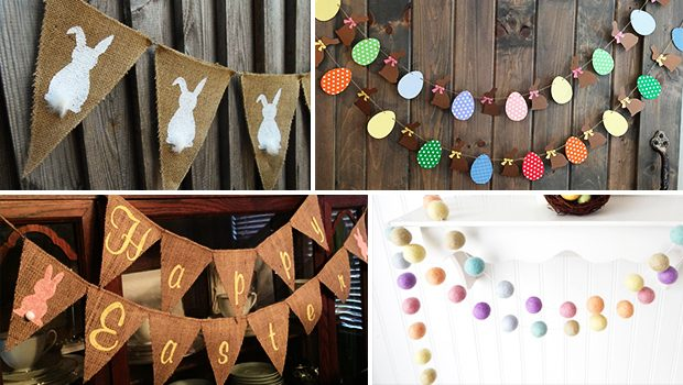 15 Charming Easter Banner Ideas You Could Make This Weekend